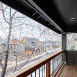 Rumah, Beberapa Tempat Tidur (Deschutes - Two Story Modern Cabin - ) - Balkon