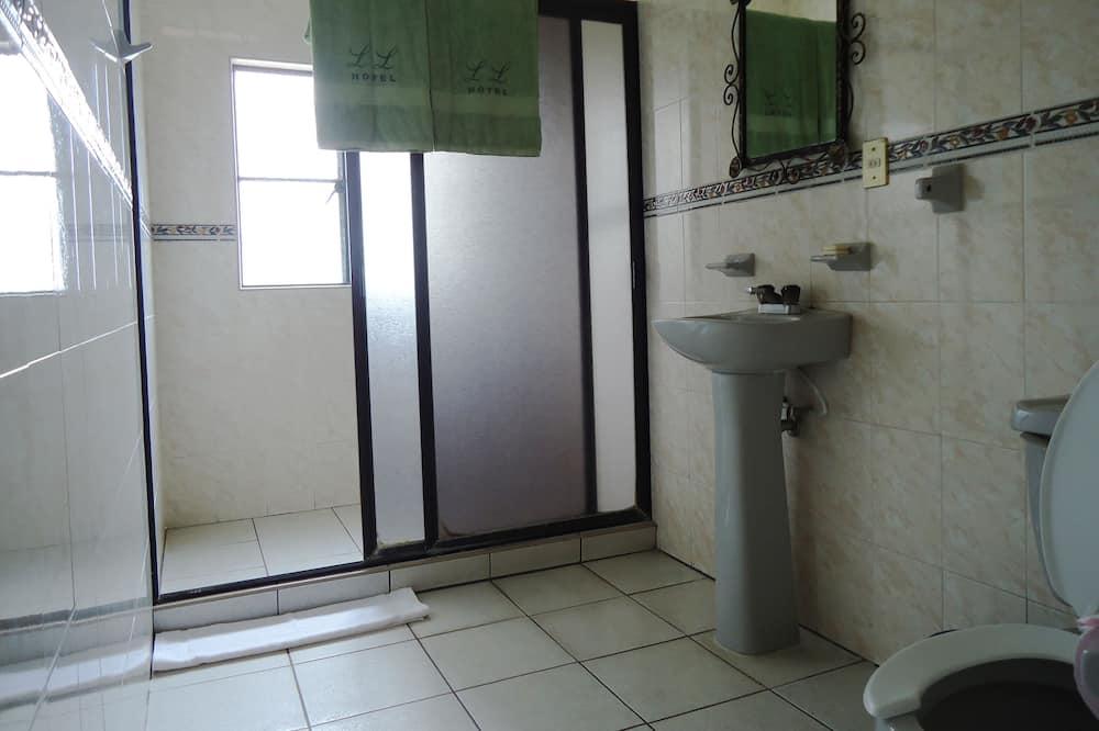 베이직 더블룸 또는 트윈룸 - 욕실