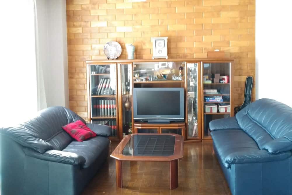 Habitación (302) - Sala de estar