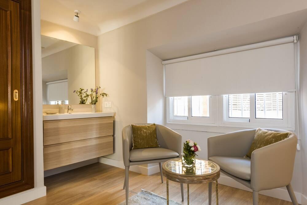 Dzīvokļnumurs, divas guļamistabas - Numurs