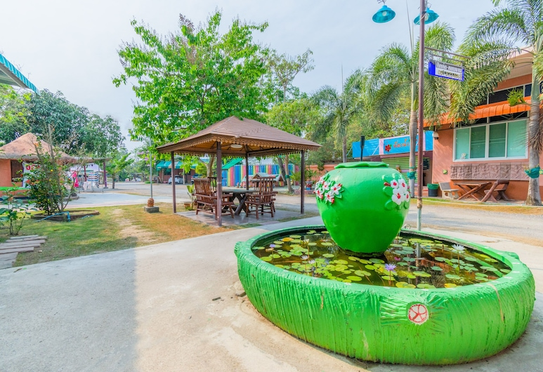 OYO 712 Baandin Resort, Ban Lat, Kiemas