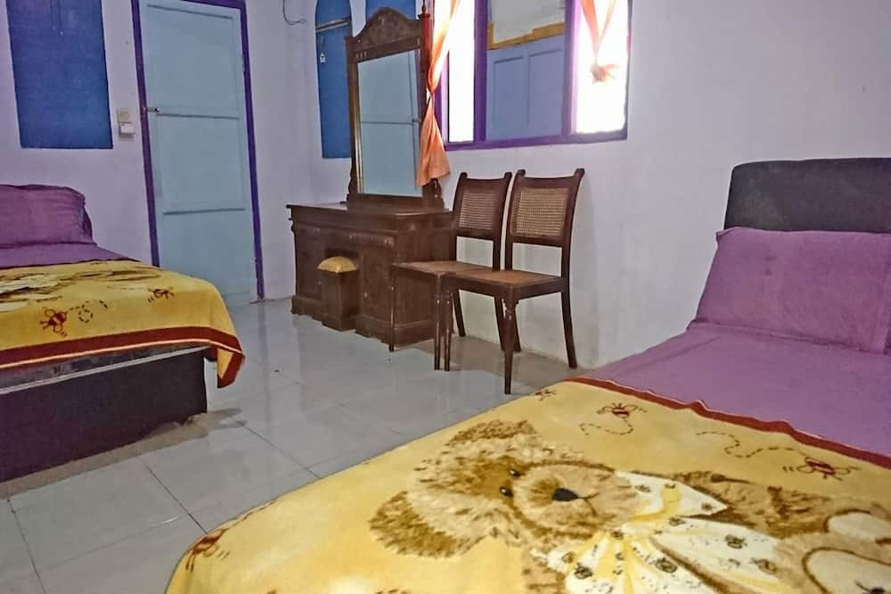 Standartinio tipo dvivietis kambarys (2 viengulės lovos) - Svečių kambarys