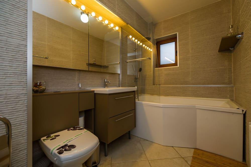 Apartamento Elite - Cuarto de baño