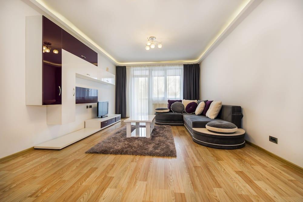 Apartamento Confort - Sala de estar