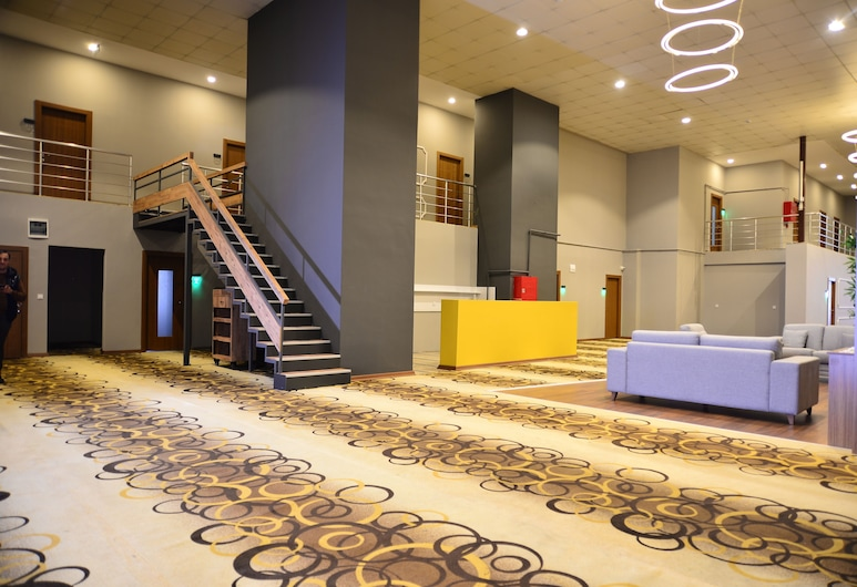 Privado Hotels, Antalya, Siddeområde i lobby