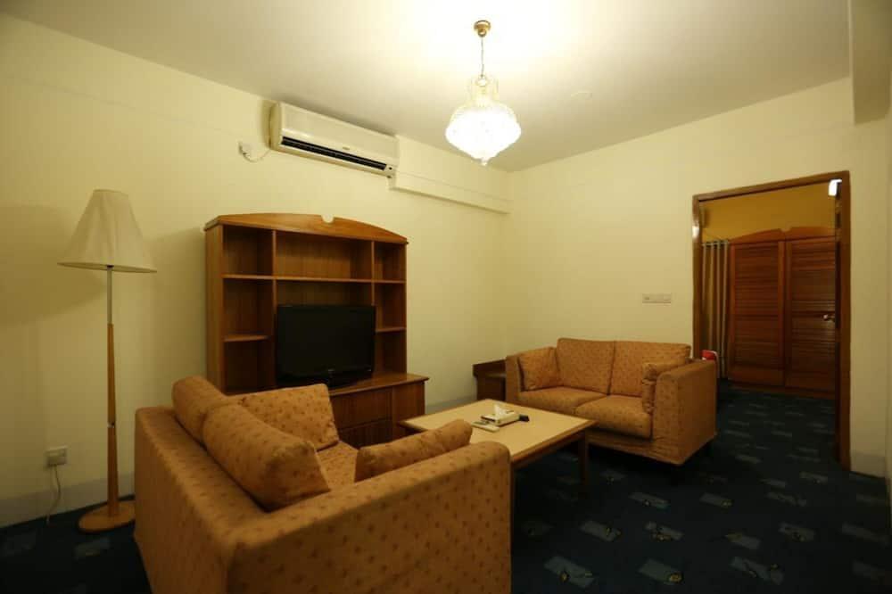 Junior studio suite - Woonkamer