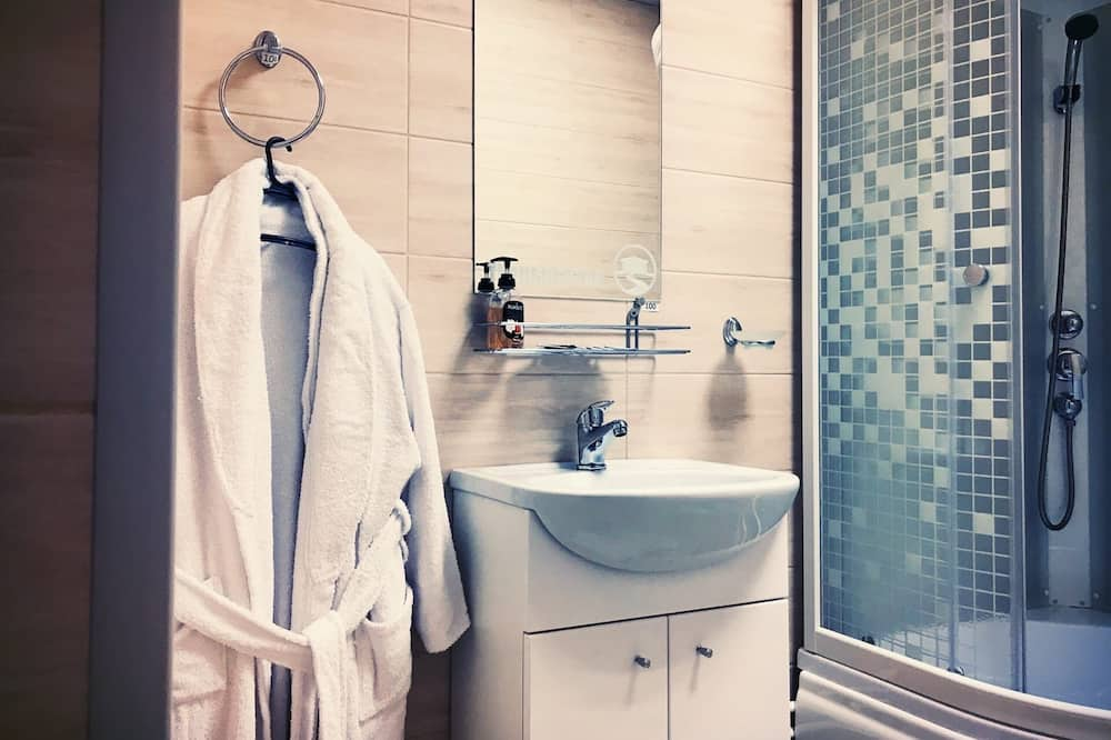 Luxus szoba - Fürdőszoba