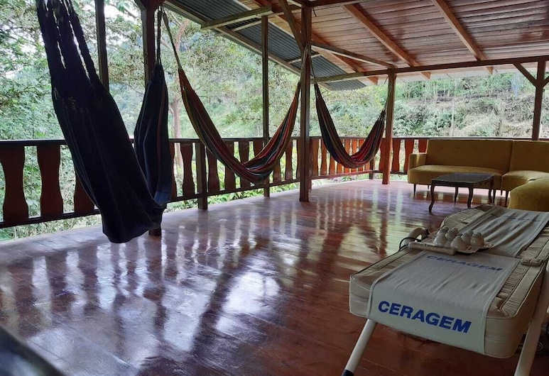 Mindo Garceta Sol Hosteria, Mindo, Standard Room, Living Area
