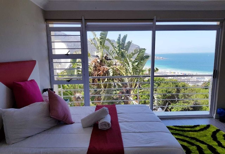 Beachview Guest House , Cape Town, Deluxe Double Room, Sea View, Guest Room
