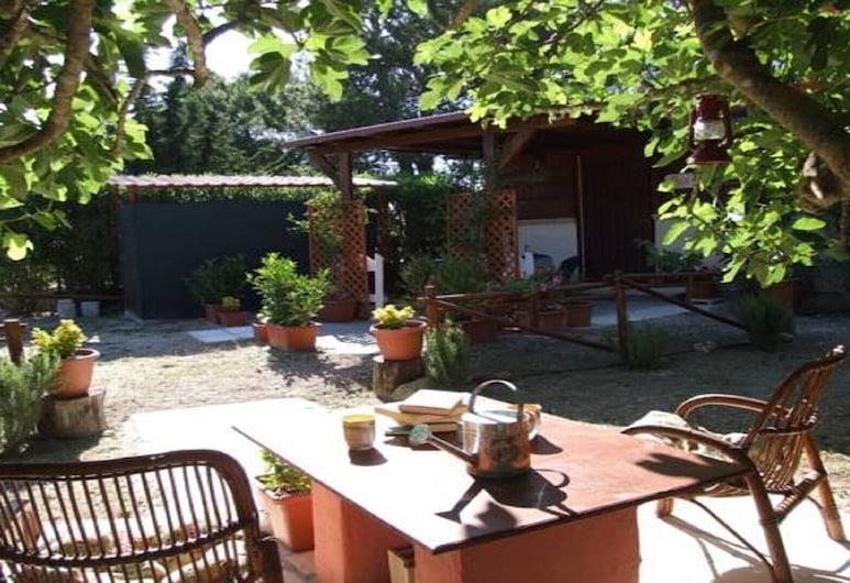 Borgo del Cardinale Country House, Мандурія, Сімейний тримісний номер, Тераса/внутрішній дворик