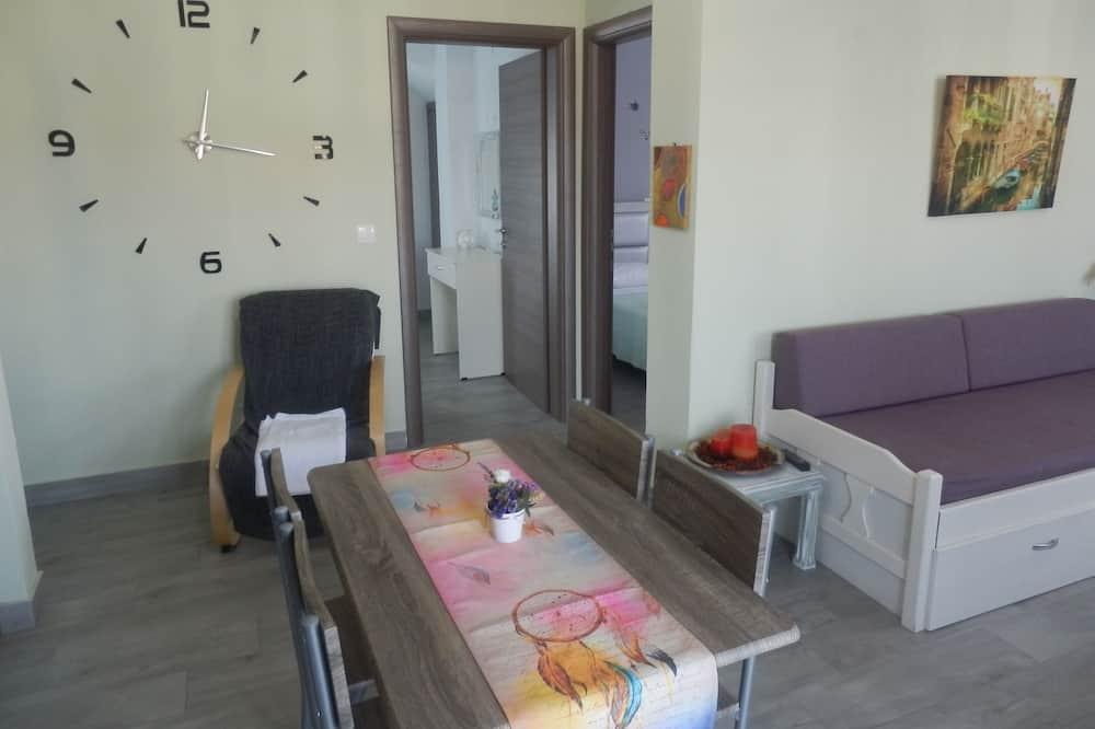 Apartament typu Grand - Powierzchnia mieszkalna