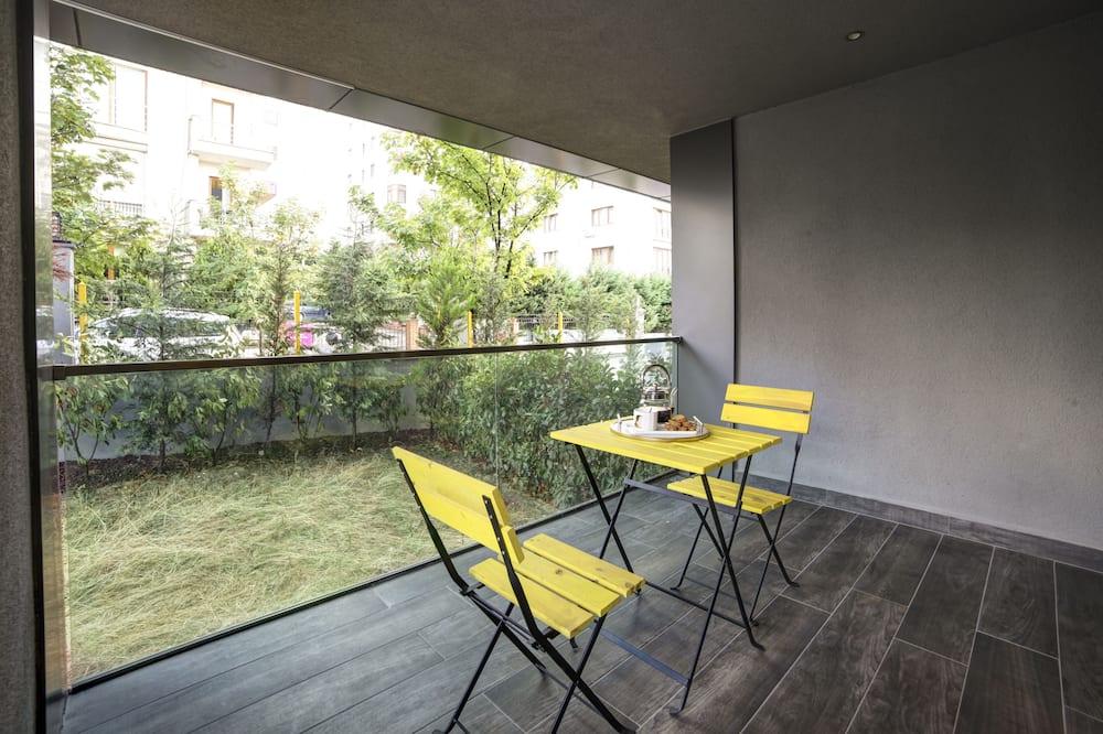 Suite Deluks - Balkon