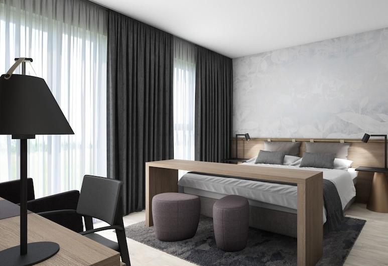 Arthotel ANA Living Augsburg, Augsburg, Standard szoba kétszemélyes ággyal, Szoba