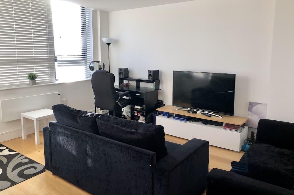 Διαμέρισμα, 1 Διπλό Κρεβάτι - Καθιστικό