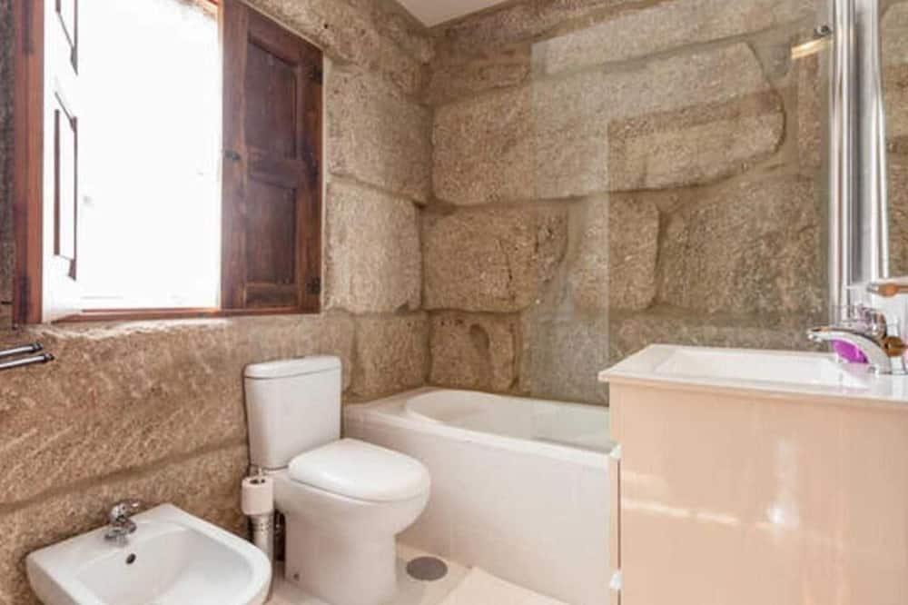 Dvojlôžková izba (Estrelas) - Kúpeľňa