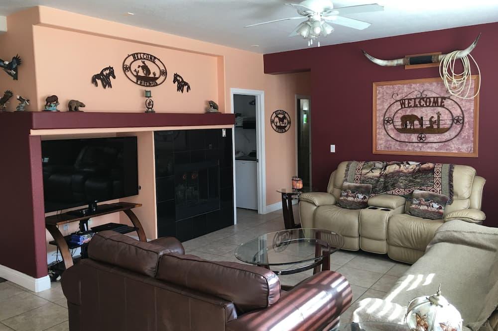 Comfort-Zimmer - Wohnbereich