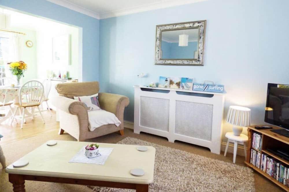 Luxury Cottage - Living Area
