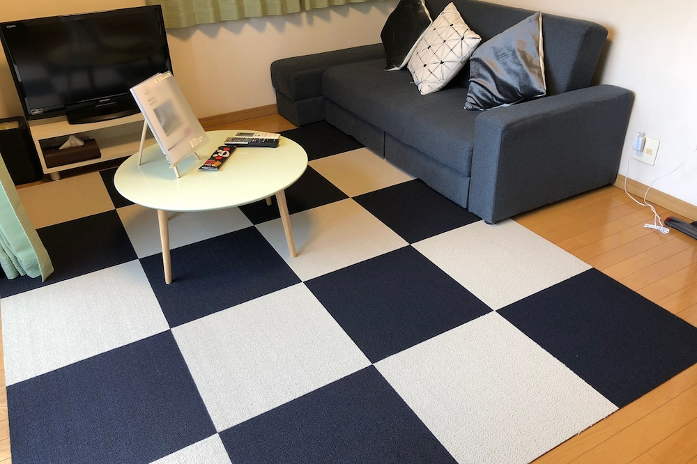 Apartamento (Shinmachi I 201) - Sala de Estar