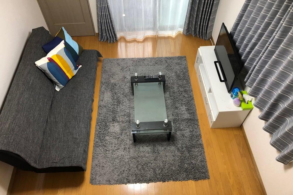 Apartamento (Shinmachi III 203) - Sala de Estar