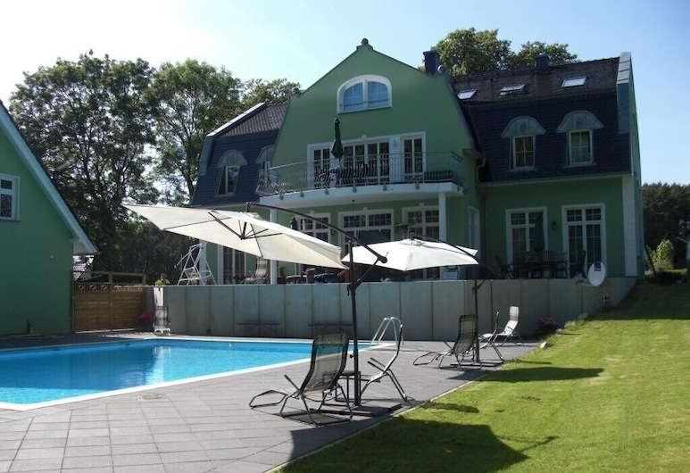Gutshaus Koldevitz, Garz/Rügen, Pool