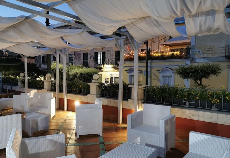 B&B The Seal, Ercolano, Terrasse/veranda