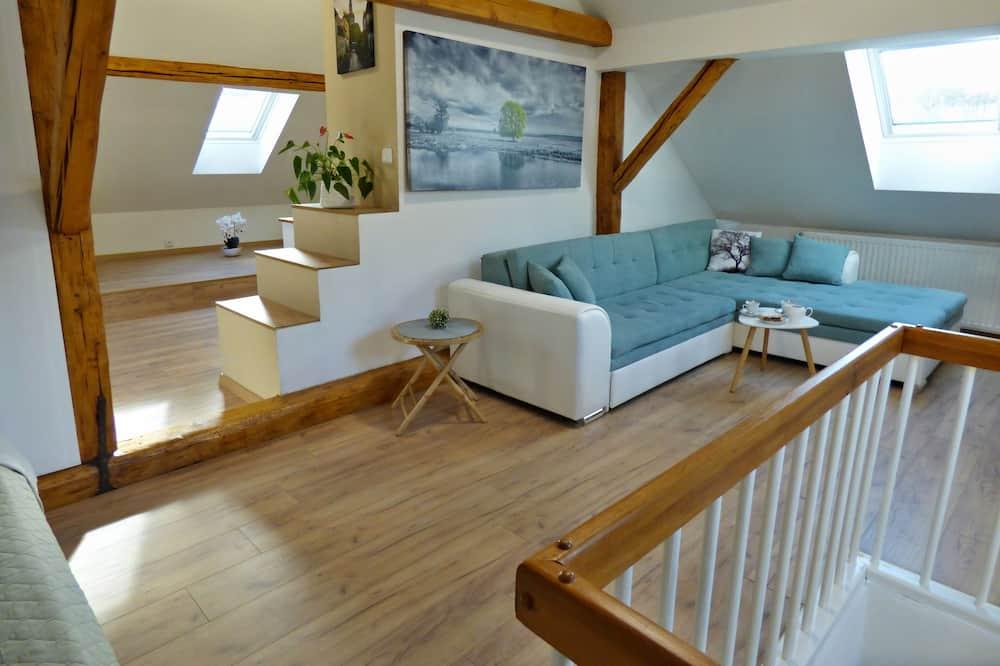 Apartment RIXY - Sala de estar