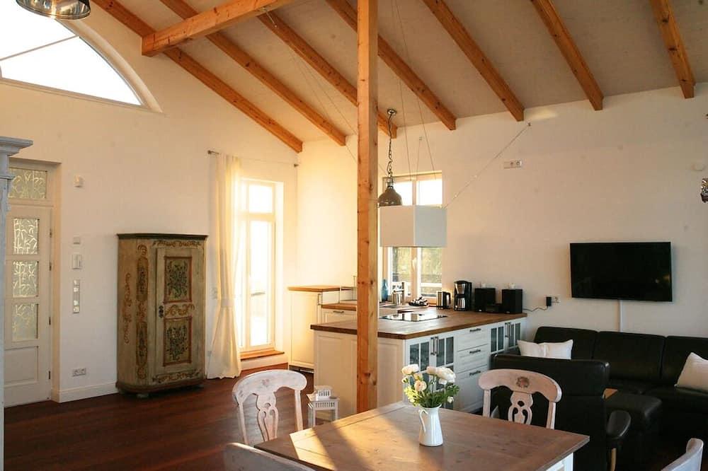 公寓, 1 間臥室 (Sünnhüsing Including Cleaning Fee125€) - 客廳