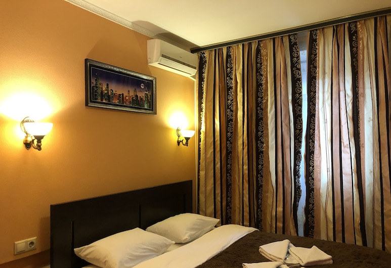 Comfort Hotel, Moskwa, Pokój Deluxe, Łóżko king, Pokój