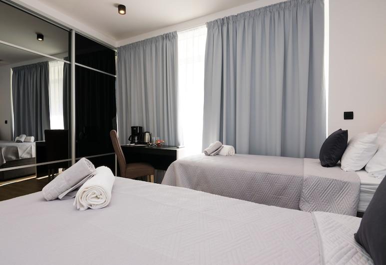 Sky & Sun Luxury Rooms, Zadar, Deluxe İki Ayrı Yataklı Oda (1), Oda