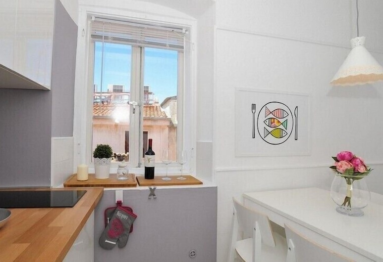 Downtown apartments Zadar, Zadar, Appartement Confort, 2 chambres, Coin cuisine privé