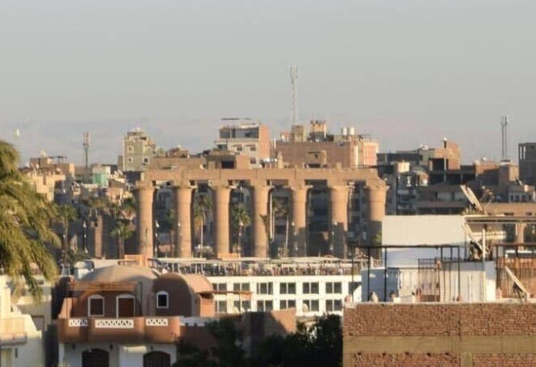 El Hady apartments, Luxor, Vista desde la propiedad