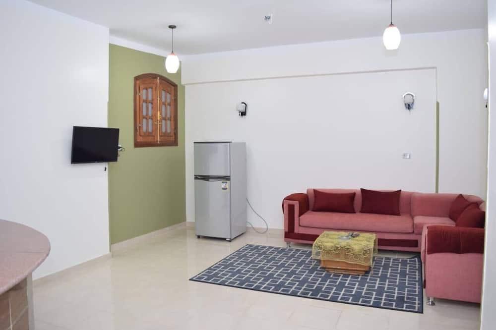 Luxury Apartment, 1 Bedroom - Ruang Tamu