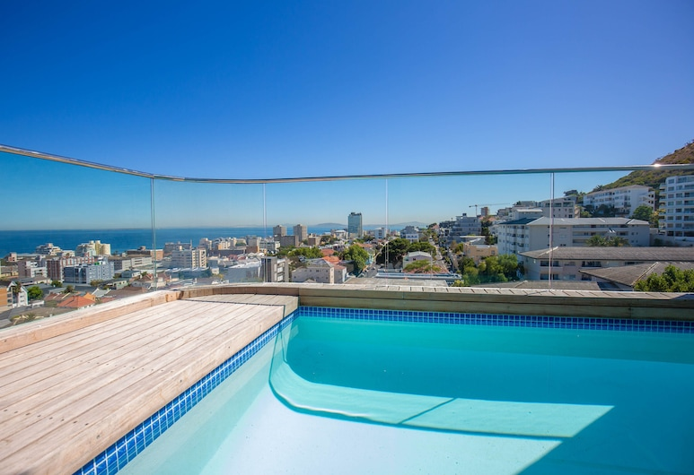 Strand Beach by Totalstay, Cape Town, Superior Penthouse, Private pool