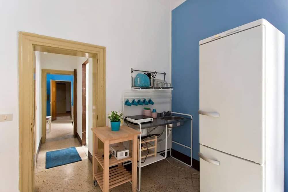 Gemeinsamer Deluxe-Schlafsaal - Gemeinschaftlich genutzte Küchenausstattung