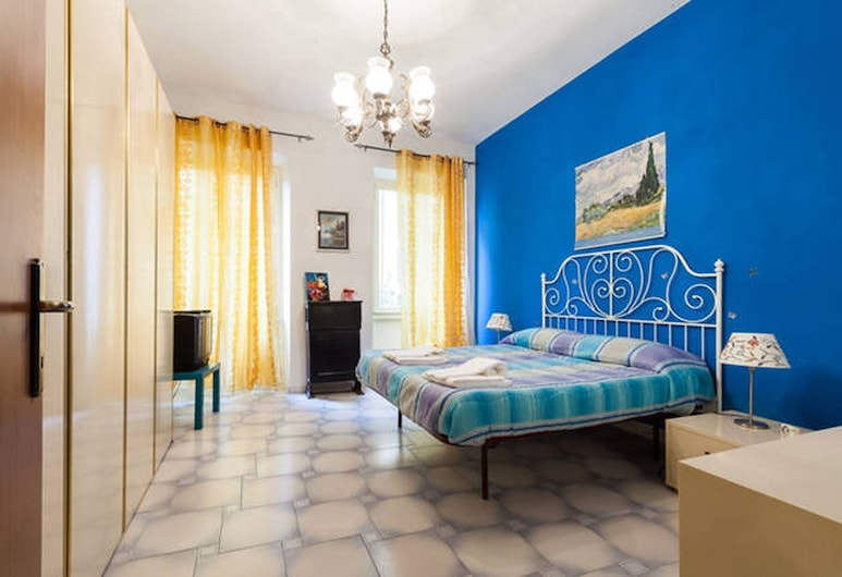 Despina Four Rooms Apartment, Rome, Apartment, 3 Bedrooms, Room