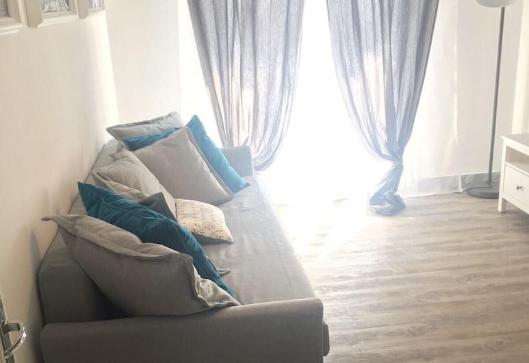 Domus Romuli, Rome, Apartment, 1 Bedroom, Living Area