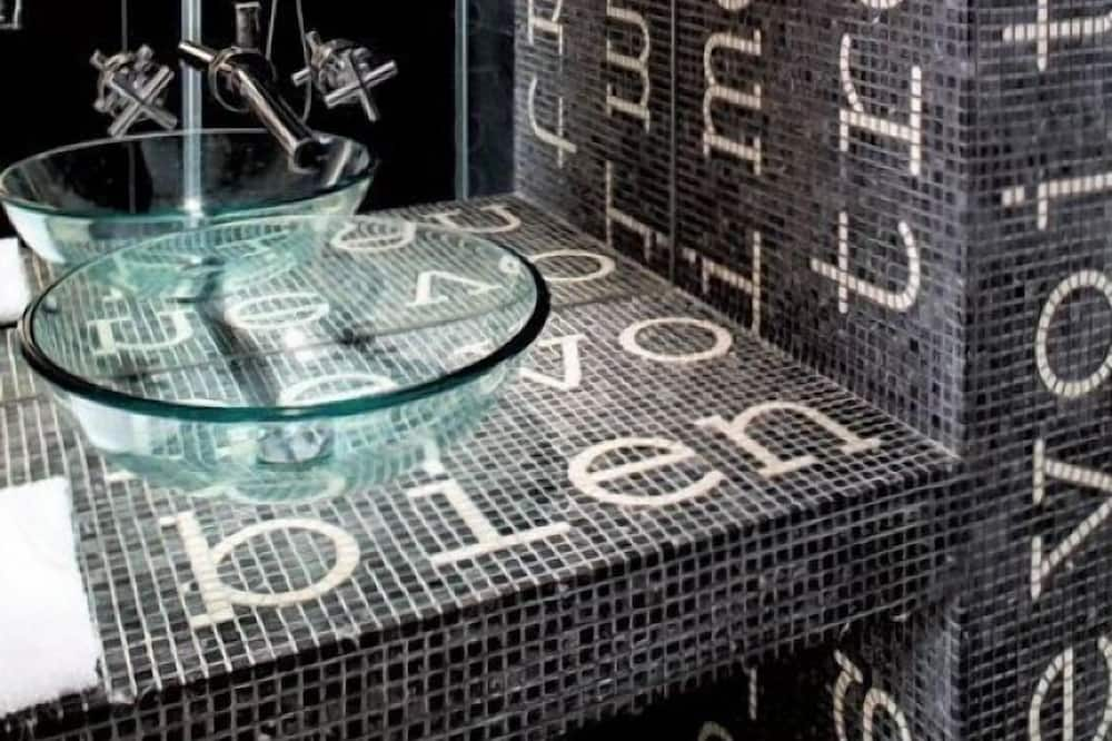 Appartement Deluxe - Salle de bain