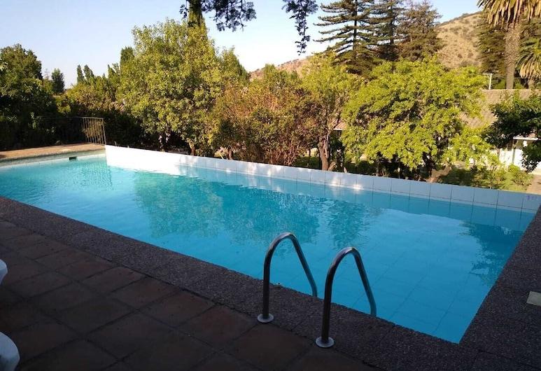 Hotel Plaza Malloa, Malloa, Outdoor Pool