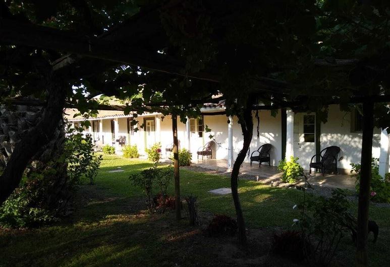 Hotel Plaza Malloa, Malloa, Ogród
