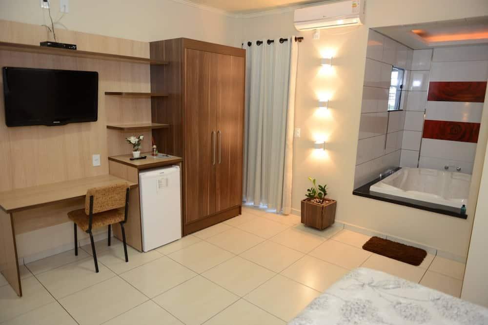 Premium-Doppelzimmer, Whirlpool - Privater Whirlpool
