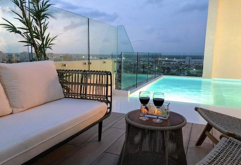 Hotel Faranda Collection Barranquilla, Барранкілья, Басейн