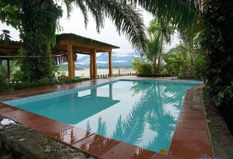 Hostel Mirador, Villa Tunari, Piscina al aire libre