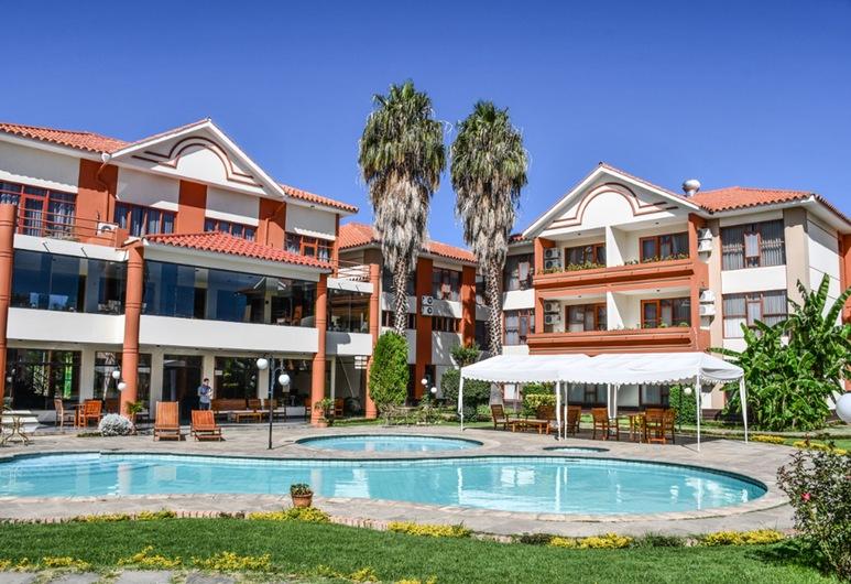 Hotel Viña del Sur, Tarija, Exterior