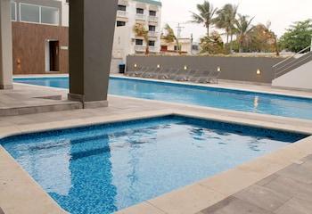 維拉克魯斯Hotel Costa Verde的圖片
