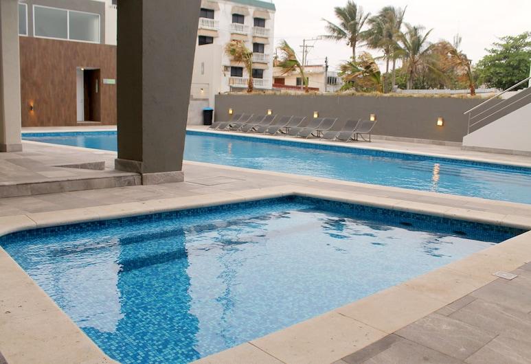 Hotel Costa Verde, Veracruz, Utvendig