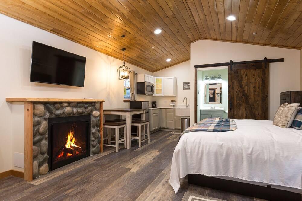 Standard-Ferienhütte - Zimmer