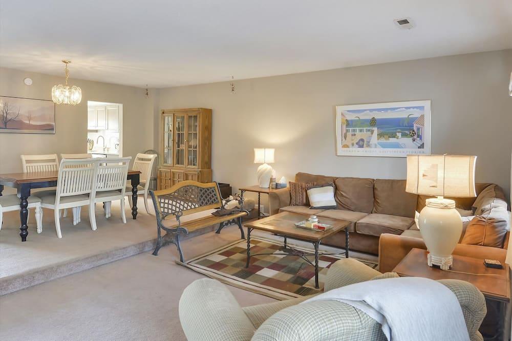 聯排別墅, 3 間臥室 - 客廳