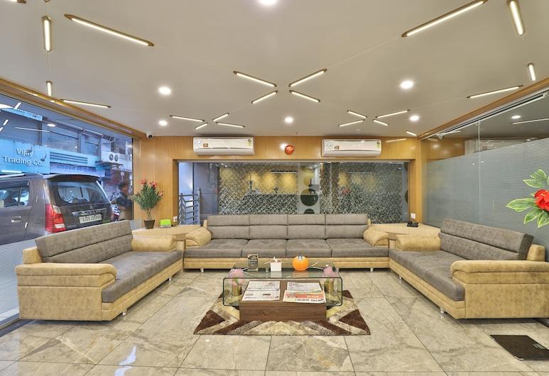 Hotel Le Grand, Surat, Lobby Sitting Area