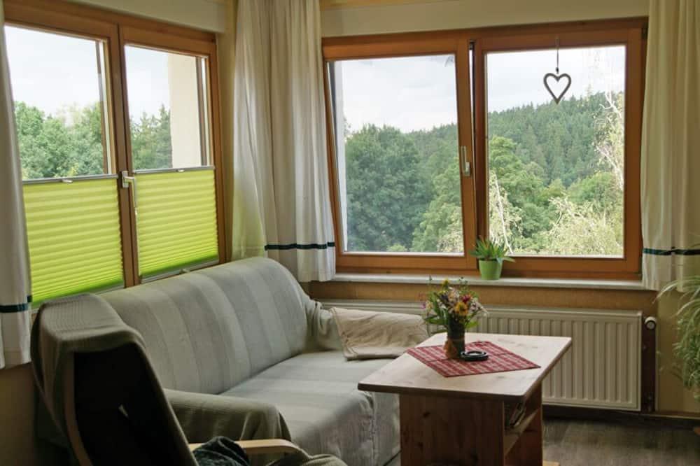 Apartment, 1 Bedroom (Schwalbennest) - Living Room
