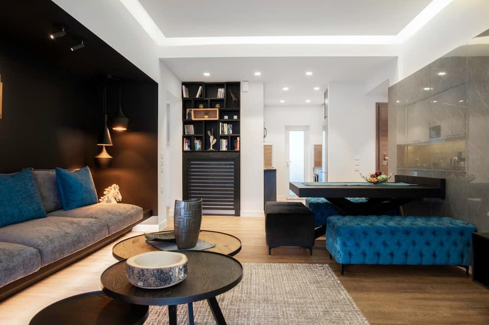 Exclusive Apart Daire, 4 Yatak Odası - Oturma Odası